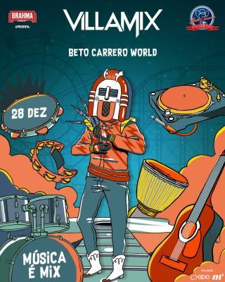 Evento Villa Mix  Beto Carrero Word