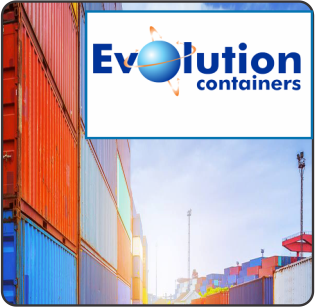 Evolution Containers Venda e Aluguel  em Itajaí