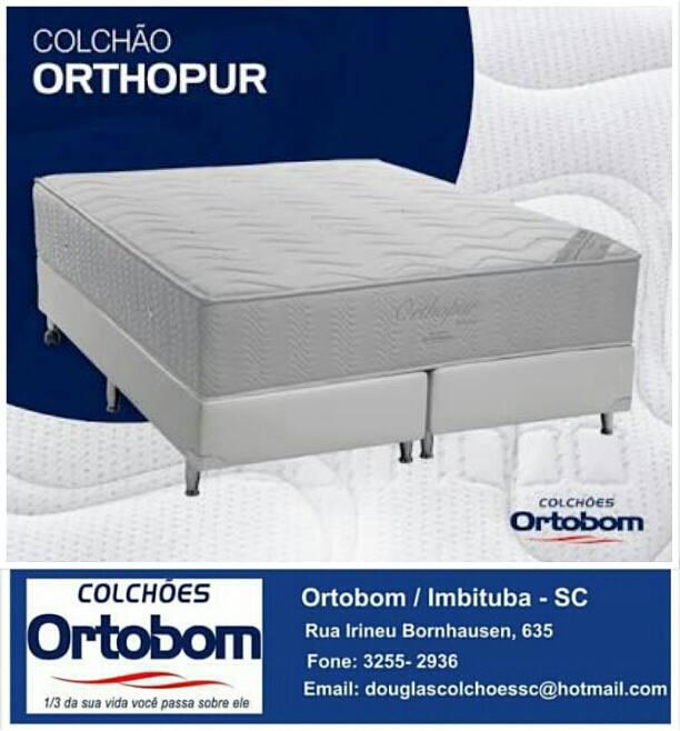 Colchão Orthopur - O Top