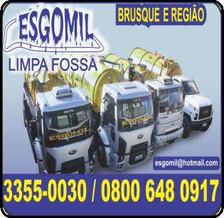 Esgomil Limpa Fossa Brusque