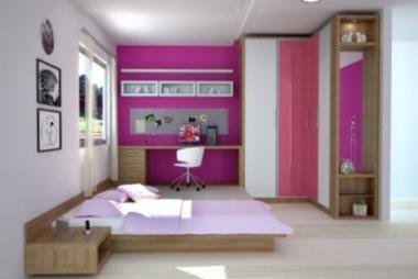 dormitório planejado sob medida